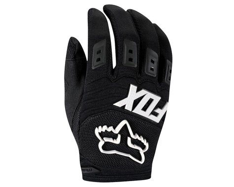 Fox Racing Dirtpaw Race Gloves (Red)