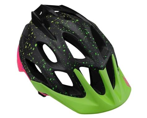 Fox Racing Flux Flight Helmet (Black/Pink)