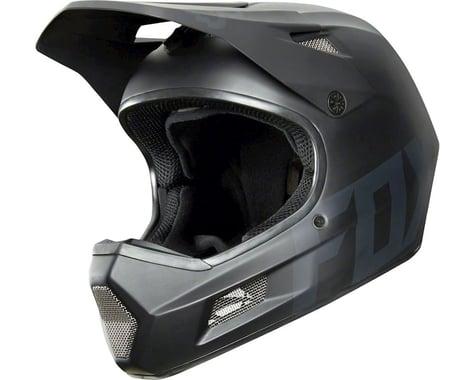 Fox Racing Racing Rampage Comp Helmet: Creo Blue/Red XL