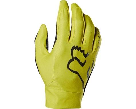 Fox Racing Racing Flexair Men's Full Finger Glove (Dark Yellow)