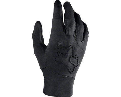Fox Racing Attack Water Men's Full Finger Glove (Black)
