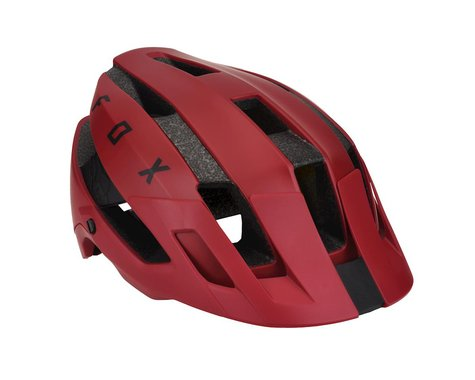 Fox Racing Racing Flux Helmet (Black/Red)