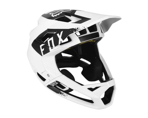 Fox Racing Racing Proframe Full Face Helmet (Mink White)