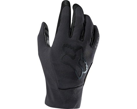 Fox Racing Flexair Men's Full Finger Glove (Black)