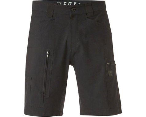 Fox Racing Redplate Tech Cargo Short (Black)