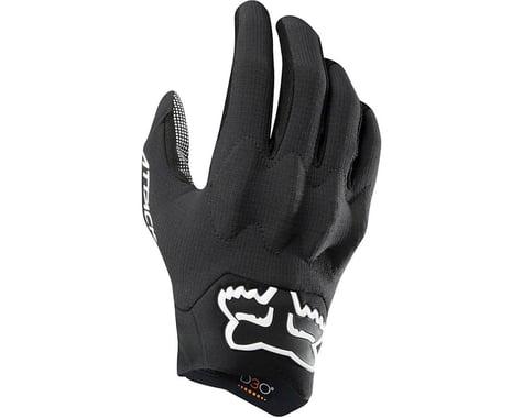 Fox Racing Racing Attack Men's Full Finger Glove (Black)