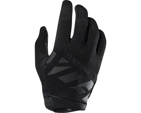 Fox Racing Racing Ranger Gel Men's Full Finger Glove (Black)