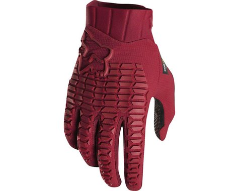 Fox Racing Sidewinder Men's Full Finger Glove (Cardinal Red)
