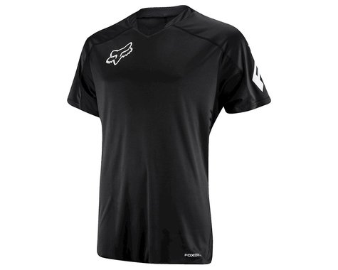 Fox Racing Attack Short Sleeve Jersey (Black)