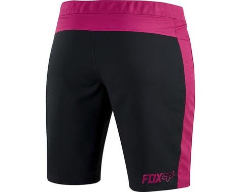 Fox Racing Women's Ripley Shorts (Black/Pink) (Xlarge)