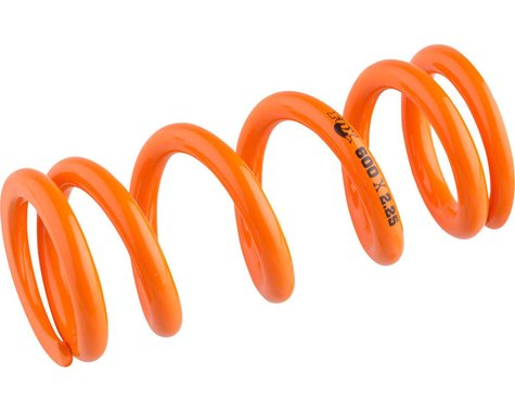 "Fox Suspension SLS Coil Rear Shock Spring (Orange) (500lbs) (2.25"")"