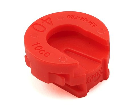 Fox Suspension Float NA 2 Air Volume Spacer for 40 Fork (Red) (10cc)