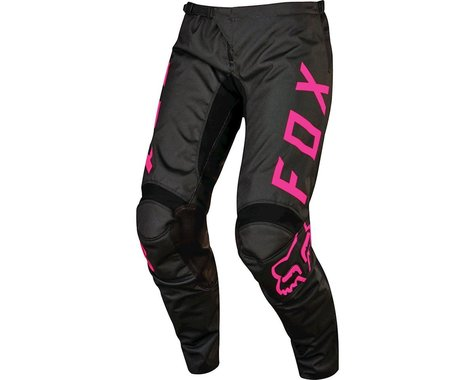 Fox Racing 2017 180 Girls Kids BMX Race Pants (Black/Pink) (4)