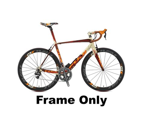 Fuji Bikes Fuji Altamira LTD Carbon Frameset -- 2011 (Orange)