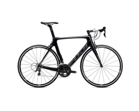 Fuji Bikes Fuji Transonic 2.3 Road Bike - 2015 (Carbon/Silver)