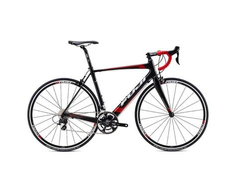 Fuji Bikes Fuji Altamira 2.7 Road Bike - 2015 (Carbon/Red)