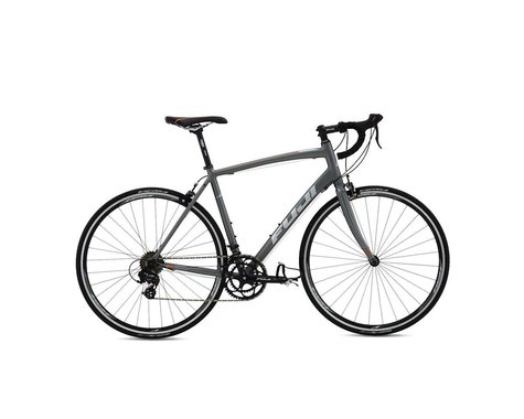 Fuji Bikes Fuji Sportif 2.5 Road Bike - 2016 (Grey/Orange)