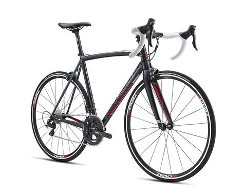 Fuji Bikes Fuji Roubaix 1.1 Road Bike - 2016 (Dark Grey)