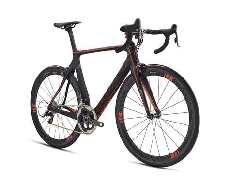 Fuji Bikes Fuji Transonic SL Road Bike - 2016 (Carbon/Orange)