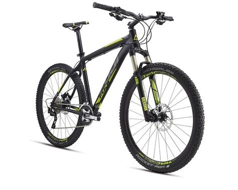 "Fuji Tahoe 1.1 27.5"" Mountain Bike - 2016 (Black) (15)"
