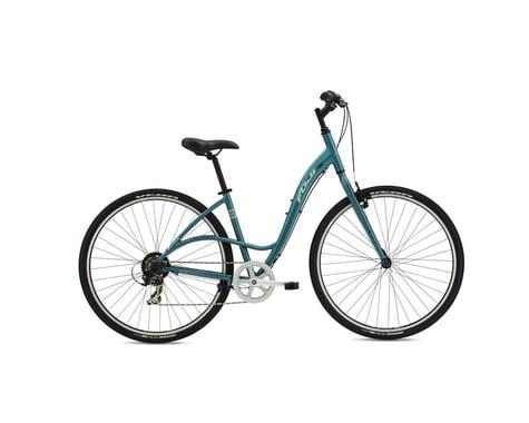 Fuji Crosstown 2.3 Women's Comfort Bike - 2016 (Blue) (15)
