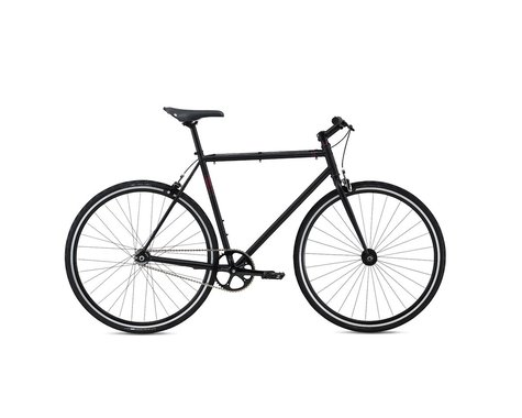Fuji Bikes Fuji Declaration City Bike - 2016 (Black)