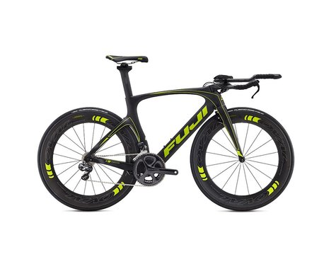 Fuji Bikes Fuji Norcom Straight 1.3 Triathlon Road Bike - 2016 (Carbon)