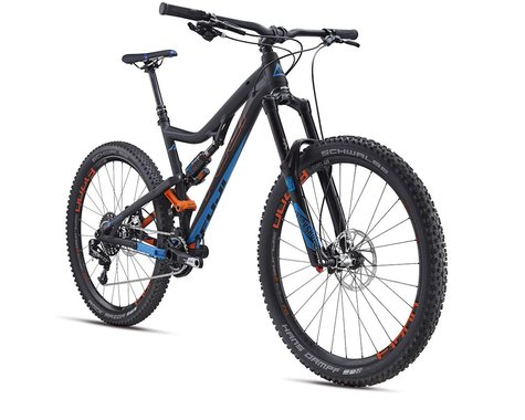 "Fuji Auric 1.1 27.5"" Mountain Bike - 2016 (Black) (15)"