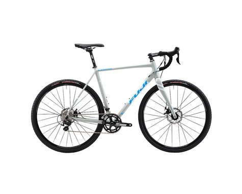 Fuji Bikes Fuji Cross 1.8 LE Cyclocross Bike - 2017 Performance Exclusive (Grey)
