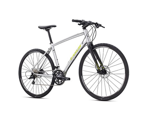 Fuji Absolute 1.3 Disc Flat Bar Road Bike - 2017 (Aluminum) (15)