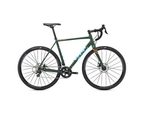 Fuji Bikes Fuji Cross 1.7 Cyclocross Bike - 2017 (Green)