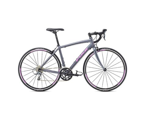 Fuji Bikes Fuji Finest 2.1 Womens' Road Bike - 2017 (Grey)