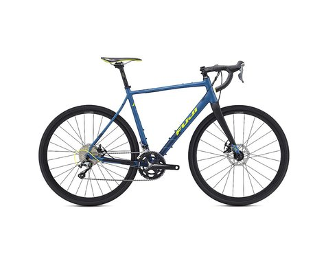 Fuji Bikes Fuji Jari 1.7 Gravel Bike - 2017 (Blue)