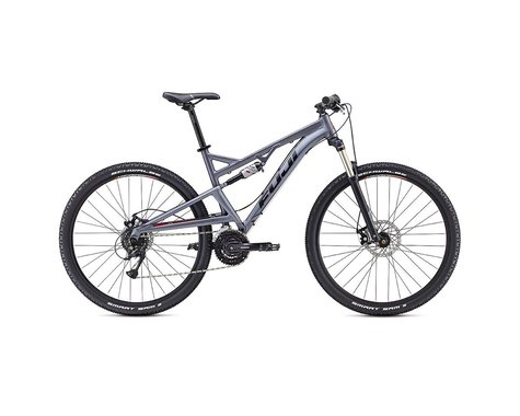 Fuji Outland 1.5 29er Mountain Bike - 2017 (Grey) (15)