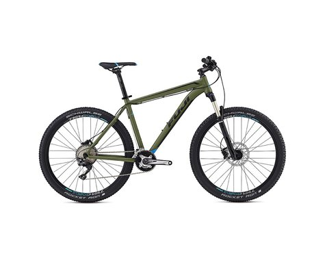 Fuji Tahoe 27 1.3 Mountain Bike - 2017 (Green/Black) (15)