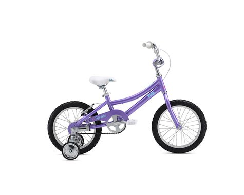"Fuji Bikes Fuji Rookie 16"" Girls Bike (Purple) (16)"