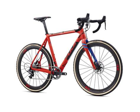 Fuji Bikes Fuji Altamira CX 1.1 Cyclocross Bike - 2017 (Red/Black) (56)