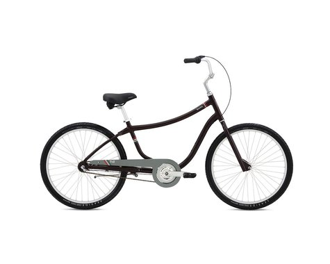 Fuji Bikes Fuji Barnebey 3 Cruiser Bike - 2016 (Red)