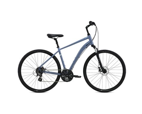Fuji Crosstown 1.3 Comfort Bike -- 2016 (Grey) (15)