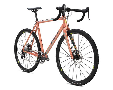 Fuji Cross 1.3 Cyclocross Bike - 2016 (Copper) (60)