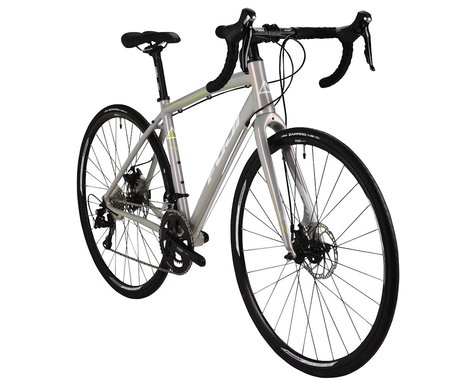 Fuji Finest 1.0 LE Women's Road Bike - 2017 (Silver) (50)
