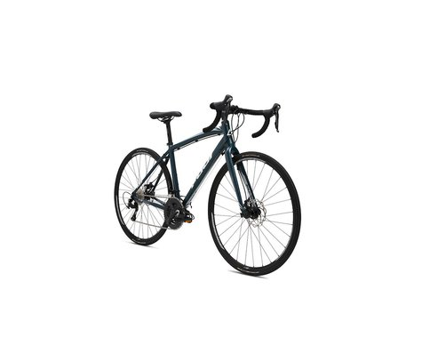 Fuji Finest 1.1 Disc Women's Road Bike - 2016 (Green) (56)