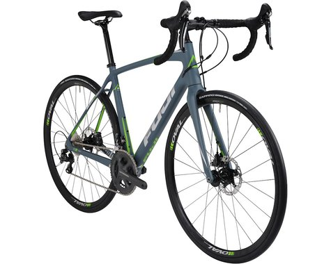 Fuji Bikes Fuji Gran Fondo 2.1 Disc Road Bike - 2016 (Grey)