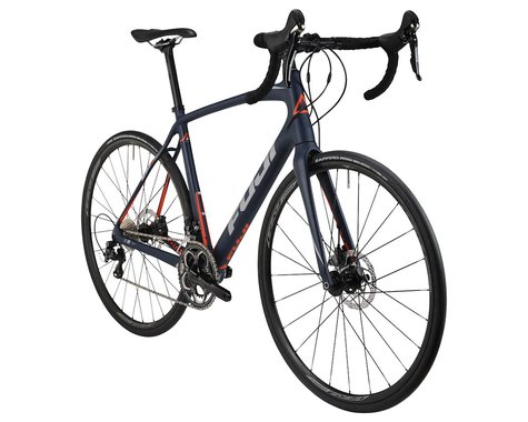 Fuji Bikes Fuji Gran Fondo 2.2 Disc LE Road Bike - 2016 Performance Exclusive (Navy)