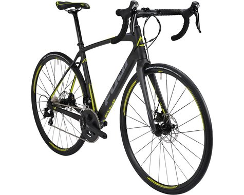 Fuji Gran Fondo 2.5 Disc Road Bike - 2016 (Orange) (56)
