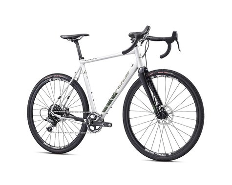 Fuji Bikes Fuji Jari 1.1 Gravel Bike - 2017 (Grey) (49)