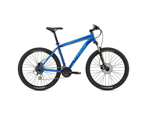 "Fuji Bikes Fuji Nevada 1.7 27.5"" Mountain Bike - 2017 (Black/Charcoal)"