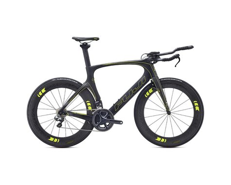 Fuji Norcom Straight 1.3 Triathlon Road Bike - 2017 (Carbon) (57)