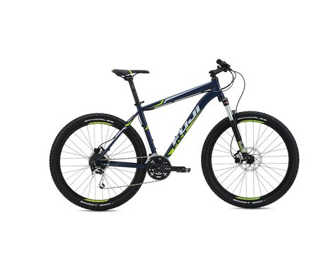 "Fuji Bikes Fuji Nevada 1.3 27.5"" Mountain Bike - 2016 (Lgt Blu)"