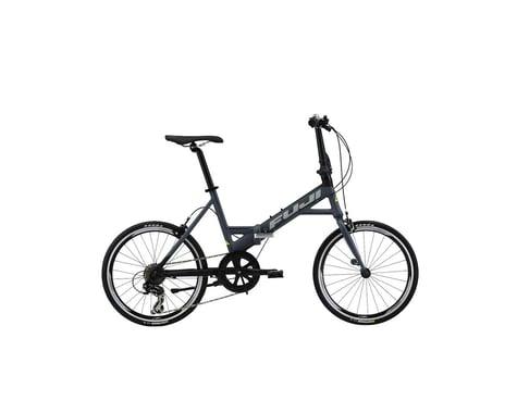 Fuji Origami 1.3 Folding Bike - 2016 (Grey) (20)